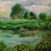 Harangi Andrea festménye