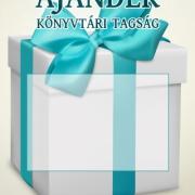 Olvasójegy-ajándék